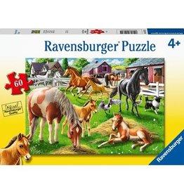 Ravensburger Le centre équestre 60pcs