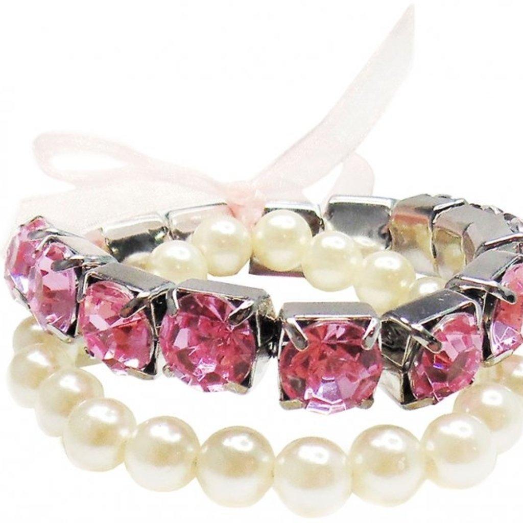 Great Pretenders Ensemble de bracelets de perles princesse