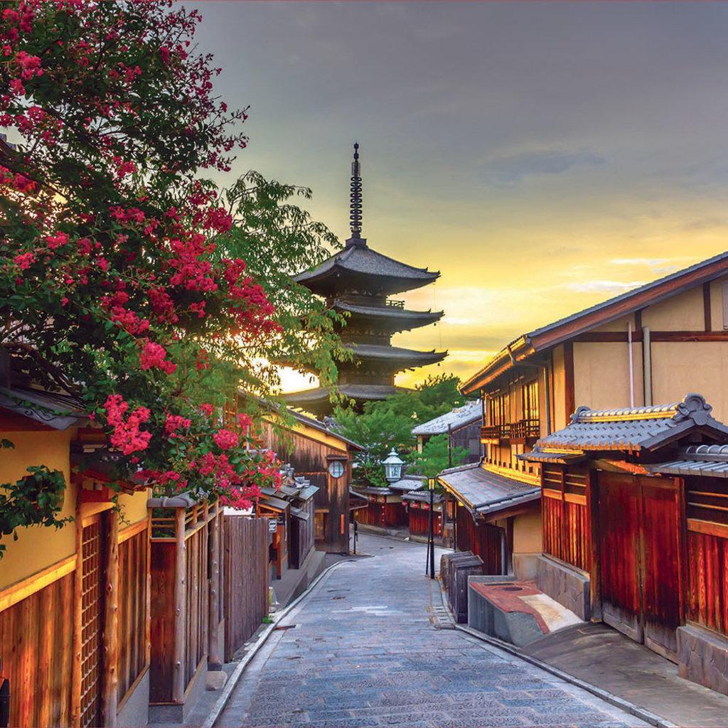 Educa Casse-tête 1000 pièces - Pagode Yasaka, Kyoto, Japon