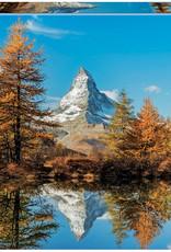 Educa Casse-tête 1000 pièces - Mont Cervin en automne