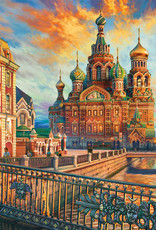 Educa Casse-tête 1500 pièces - Saint-Petersbourg