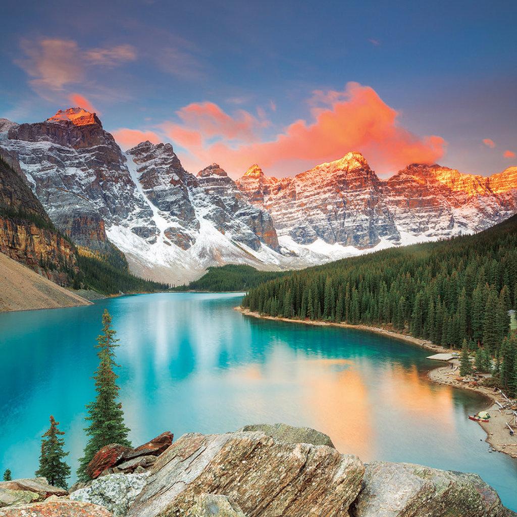 Educa Casse-tête 1000 pièces - Lac Moraine, Banff