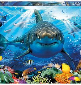 Educa Casse-tête 500 pièces - Grand requin blanc