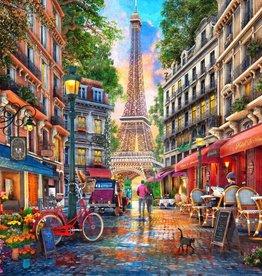Educa Casse-tête 1000 pièces-Paris, Dominic Davison