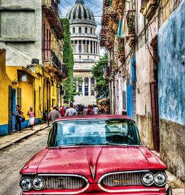 Educa Casse-tête 1000 pièces - Voiture de la Havane