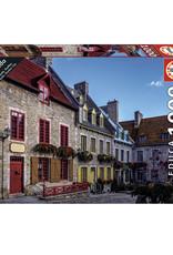 Educa Casse-tête 1000 pièces - Place Royale, Québec