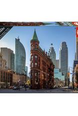 Educa Casse-tête 1000 pièces - Édifice Gooderham, Toronto