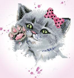 Diamond Dotz Diamond Dotz - Eye Spy Kitty