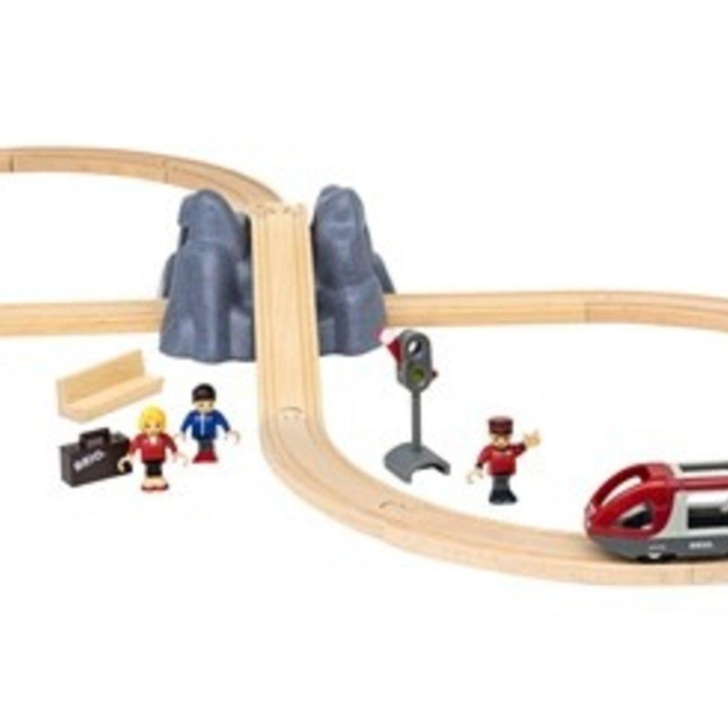 Brio Circuit en 8 voyageurs