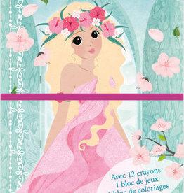 HEMMA Mon kit d'activités Princesse