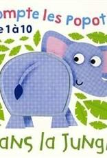 Tiny & Tim Compte les popotins de 1 à 10 - Dans la jungle