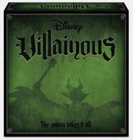 Ravensburger Disney Villainous - Jeu de plateau (Anglais)