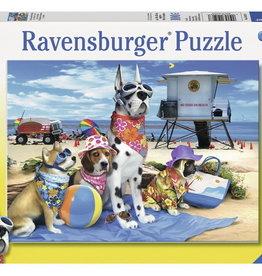 Ravensburger Les chiens ne sont pas sur la plage 100pcs