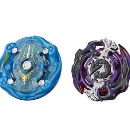 Beyblade Burst Rise Hypersphere Dual Pack Gargouille G5 & Cosmic Kraken K5