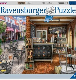 Ravensburger Charmant café de rue 1000pcs