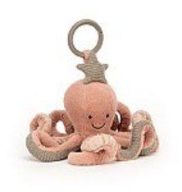 Jellycat Odell la pieuvre