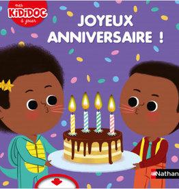 NATHAN Kididoc : Joyeux anniversaire !