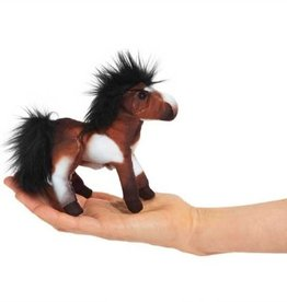 Folkmanis Marionnette à doight Cheval
