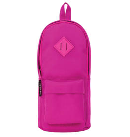 Off TRack Étuis à crayons style  sac à dos , rose