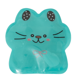 Geo Icepack - Paquet de 2 , Chat bleu