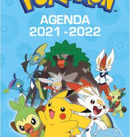 LES LIVRES DU DRAGON D'OR Pokémon: agenda 2021-2022