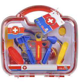 Simba toys - Mallette de médecin 10 pièces