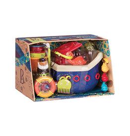 "Battat Toys Bateau de pêcheur ""Fish & Splish"""