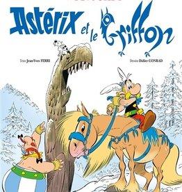 Albert René Astérix T.39 : Astérix et le griffon