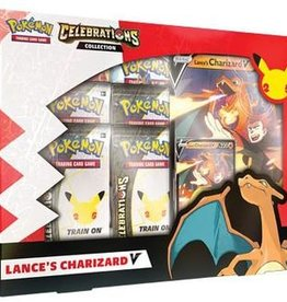 The Pokemon Company celebration V collection Charizard V