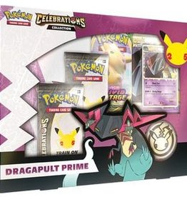 The Pokemon Company TCG: Celebrations Collection Dragapult Prime