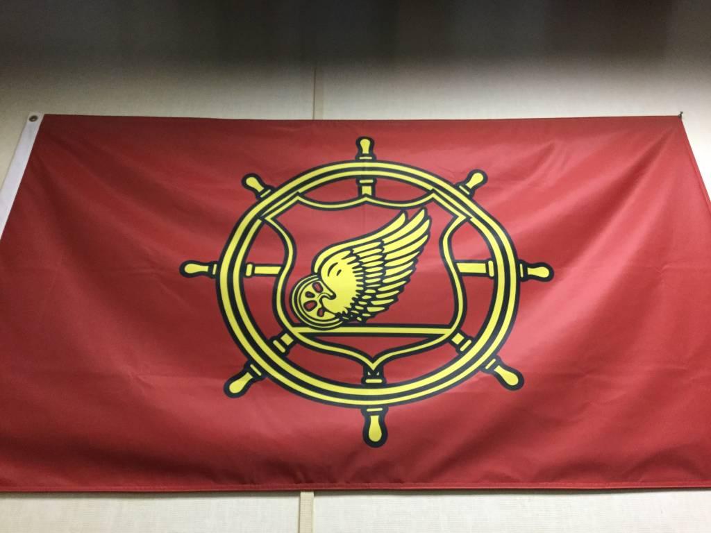 CARDWELL PRINTING TRANSPORTATION FLAG
