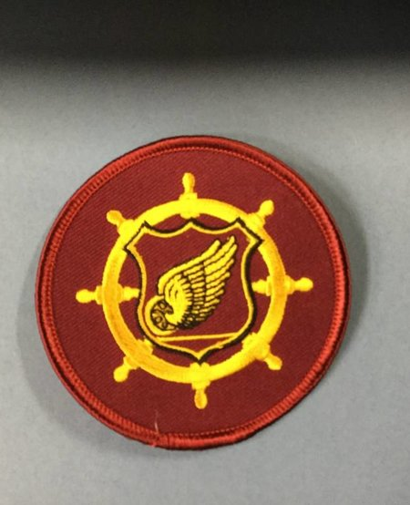 TRANSPORTATION CORPS PATCH