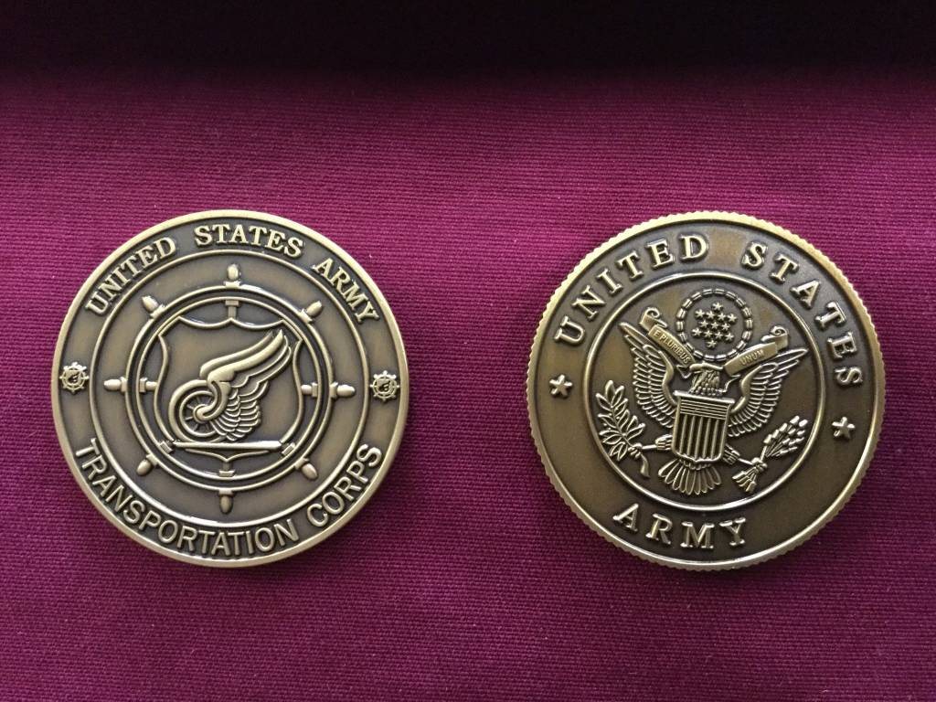 AMERICAN AWARDS, LLC TRANS CORPS W/U S ARMY