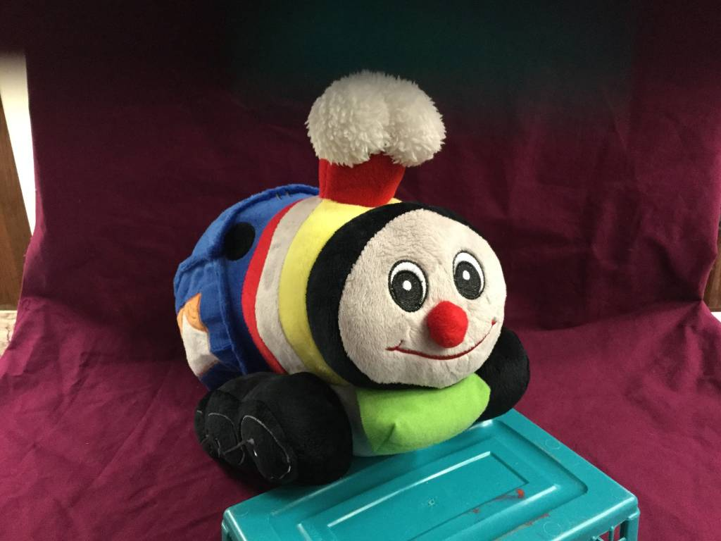 WOWTOYZ LOCOMOTIVE STUFFY