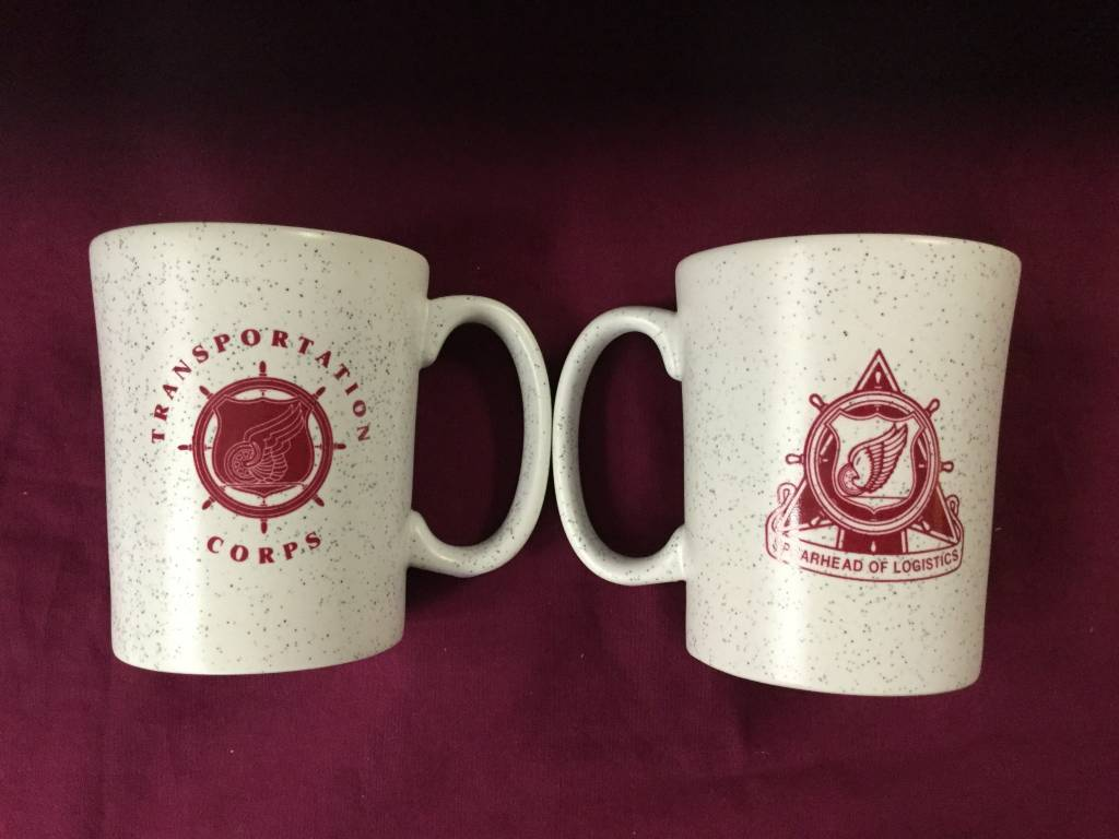 GEIGER TRANSPORTATION MUG