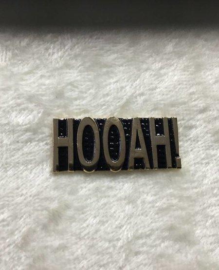 HOOAH LETTERS