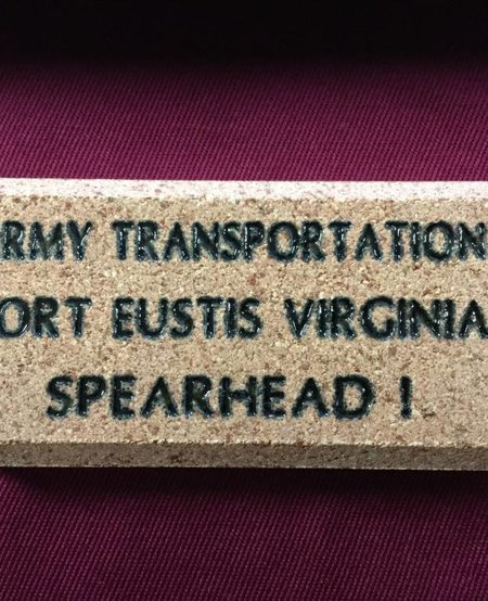 FORT EUSTIS MINI BRICK