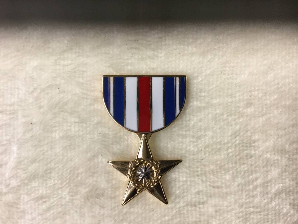 HOOVER'S MFG CO. SILVER STAR