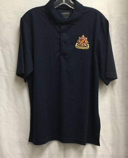 GOLF REGT NAVY XL