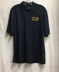 "GOLF ""SAIL ARMY"" NAVY XL"