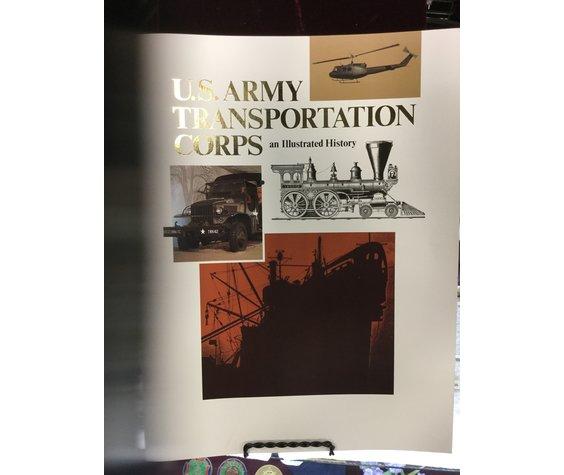 FOUNDATION ATMF U.S. ARMY TRANSPORTATION CORPS