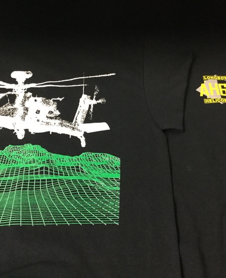AH64 APACHE LONGBOW T-SHIRT MEDIUM