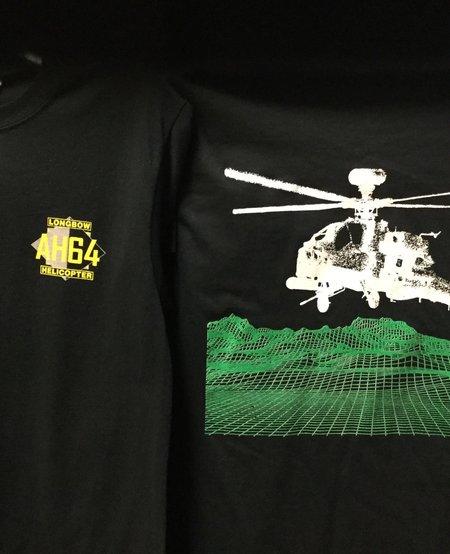 AH64 APACHE LONGBOW T-SHIRT 2XL