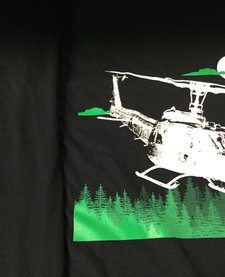 UH1 HUEY MEDIUM T-SHIRT