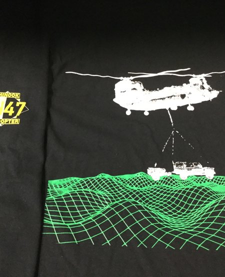 CH47 CHINOOK SMALL T-SHIRT