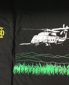 UH60 BLACKHAWK LARGE T-SHIRT