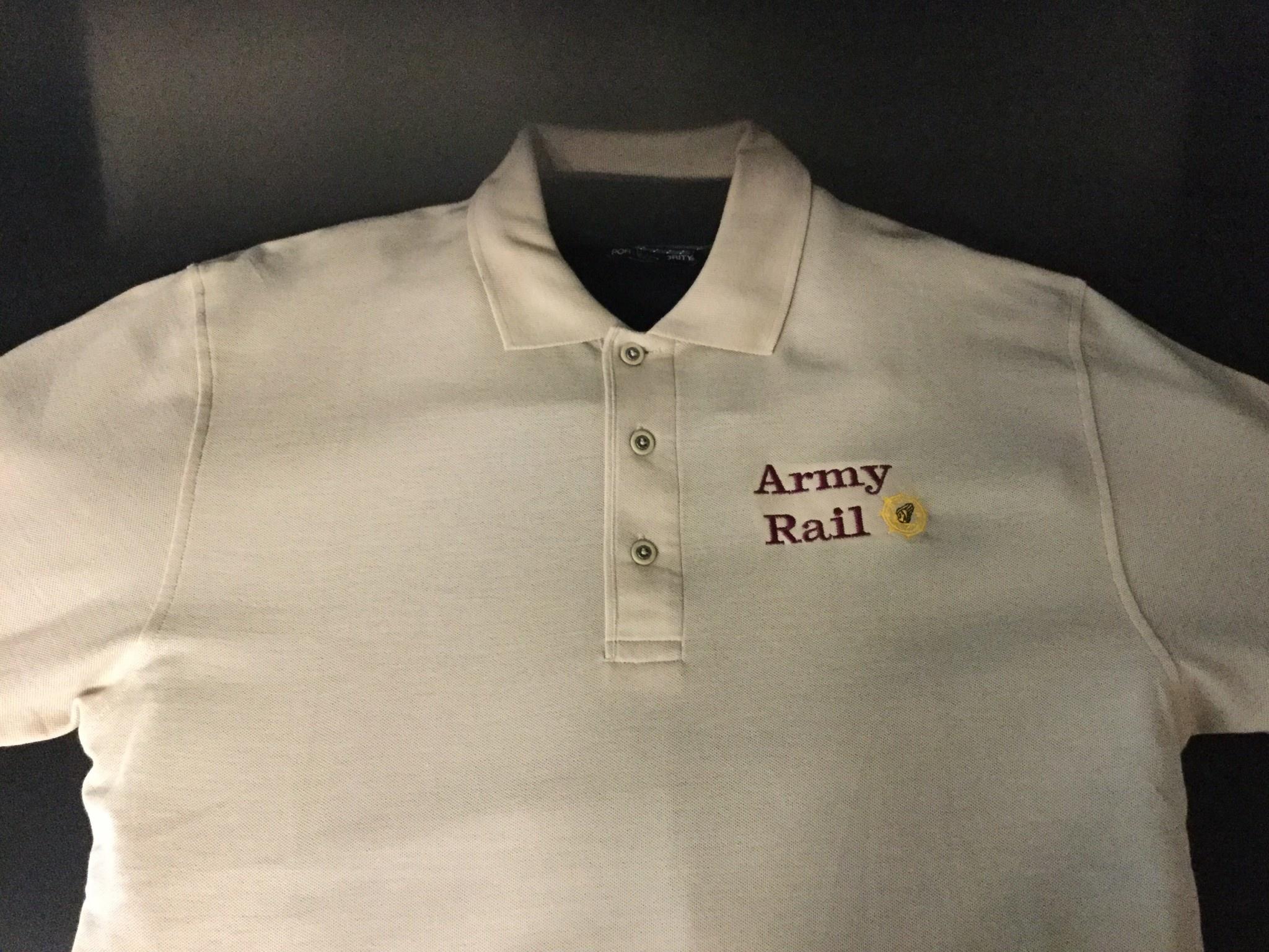 """GOLF """"ARMY RAIL"""" TAN M"""