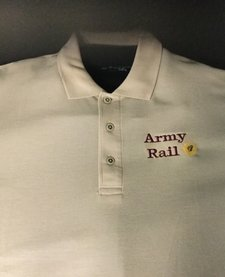 "GOLF ""ARMY RAIL"" TAN XL"
