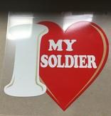 MITCH PROFFITT I HEART MY SOLDIER