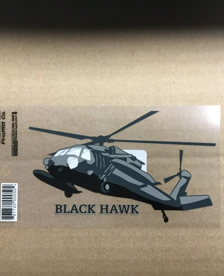 BLACKHAWK DECAL